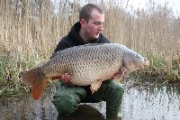 Brett with a 30+ common