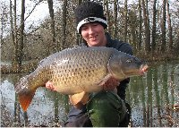 A 26 pound common