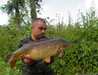 Richie Martin with a good common