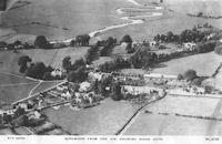 Aerial photograph of the Avon Valley