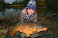 Eleanor with a 20+ common