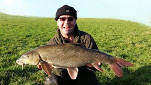 Good barbel to begin 2015 with
